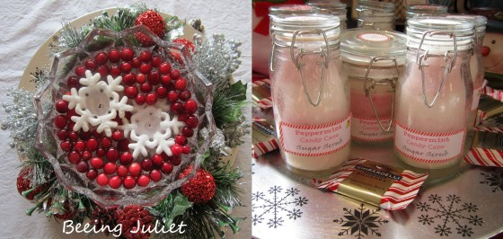 Christmas Centerpiece & Gifts copy